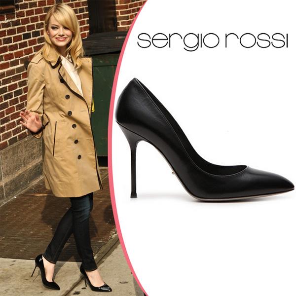 emma-stone-heel-sergio-rossi-june-2012