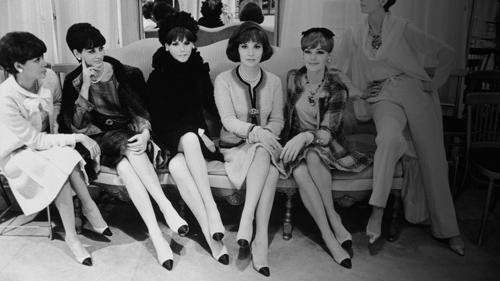 Туфли-лодочки от Коко Шанель
