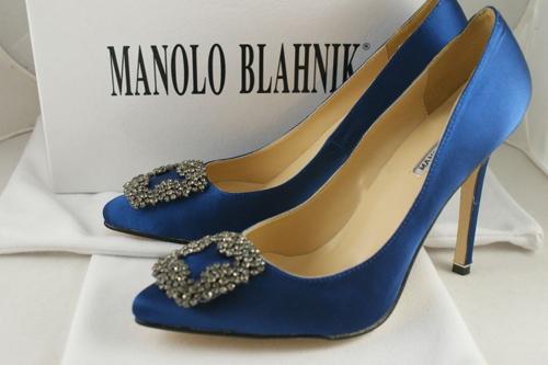 Туфли-лодочки от Маноло Бланик из сериала «Секс в большом городе»
