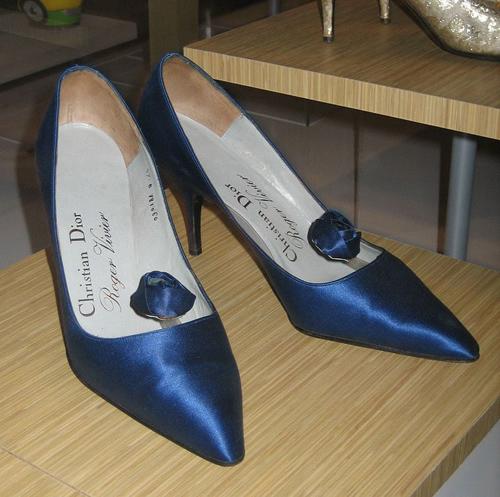 Туфли лодочки от Роже Вивье