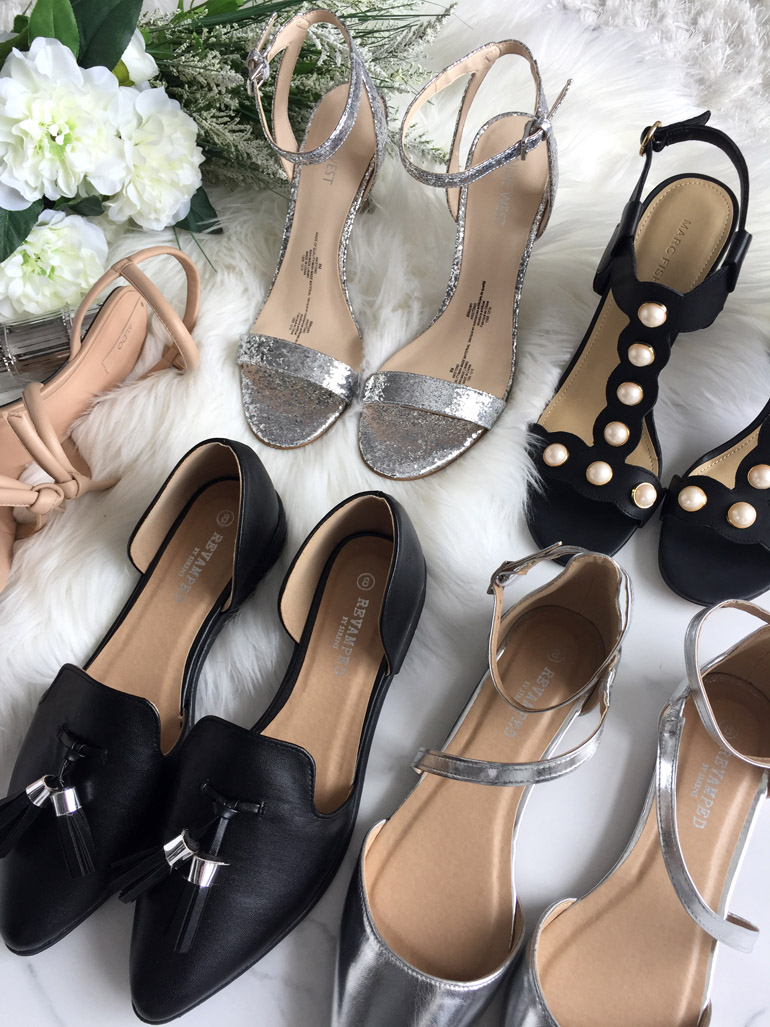невинные туфли от DIXIE