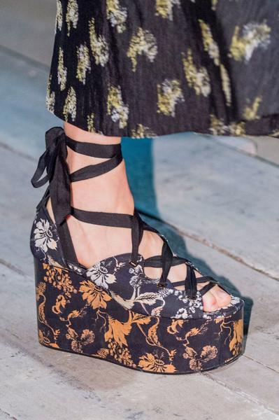 Эрдэм туфли весна-лето 2017 на Лондонской Неделе моды