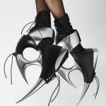 Необычные и странные туфли. Смелые дизайнерские решения. Фото
