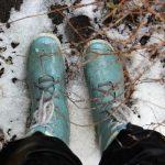 Уход за обувью зимой - это просто!