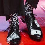 Мужская коллекция обуви от Dolce&Gabbana. Весна 2018