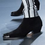 Дыхание Франции. Коллекция обуви Balmain весна 2018