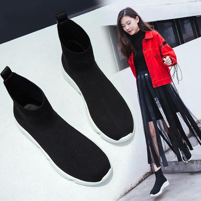 Ботинки CHIKO BIRCH в виде кроссовок носков без застежек